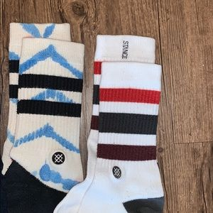 Stance Underwear & Socks - 3 Pair Bundle - Stance Socks